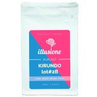 Кофе в зернах illusion Burundi Kirundo lot #2B 200г