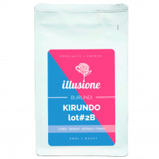 Кофе в зернах illusione Burundi Kirundo lot #2B 200г