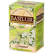 Купити Чай зелений Basilur Букет Жасмин в саше 25шт*1,5г