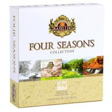 Подарочный набор Коллекция Четыре сезона 40х2г