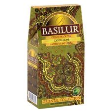 Чай черный Basilur Восточная коллекция Кардамон картон 100г