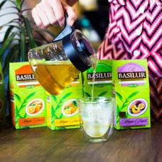 Зеленый чай летом - вкусно и полезно