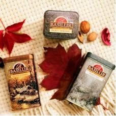 Утром и днем - подарочный чай Basilur!