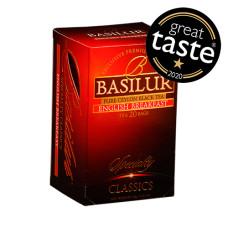 Чай чорний Basilur Обрана класика Англійський сніданок пакетований 20х2г