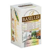 Чай Basilur Четыре сезона Ассорти пакетированный 20х2г