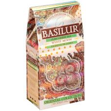 Чай зеленый Basilur Восточная коллекция Белая луна картон 100г