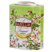 Чай зеленый Basilur Букет Белое волшебство 100г