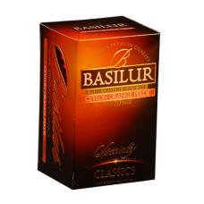 Чай черный Basilur Избранная классика Цейлонский ОР пакетированный 20х2г