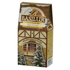 Чай чорний Basilur Чайний будиночок картон 100г