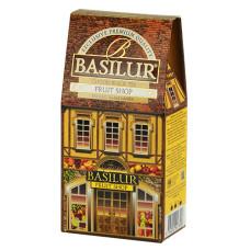 Чай черный Basilur Фруктовый магазин картон 100г