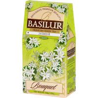 Чай зеленый Basilur Букет Жасмин картон 100г