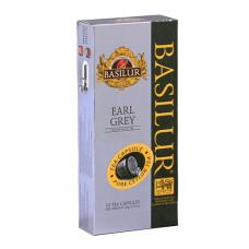 Чай черный Basilur Эрл Грей капсулы 10х2г