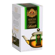 Чай черный Basilur Сенча пакетированный 10х3,5г