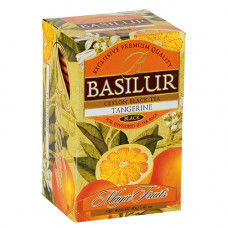 Чай черный Basilur Магические фрукты Мандарин пакетированный 20х2г