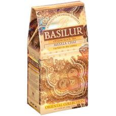 Чай черный Basilur Восточная коллекция Масала чай картон 100г