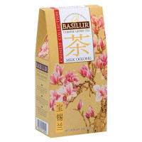 Чай зеленый Basilur Китайская коллекция Молочный улун картон 100г