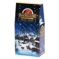 Чай черный Basilur Подарочная коллекция Морозная ночь картон 100г