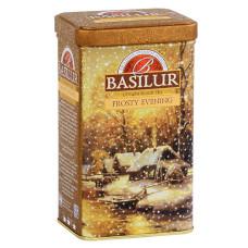 Чай черный Basilur Подарочная коллекция Морозный вечер 85г
