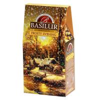 Чай черный Basilur Подарочная коллекция Морозный вечер картон 100г