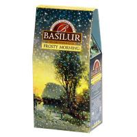Чай черный Basilur Подарочная коллекция Морозное утро картон 100г