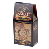 Чай черный Basilur Чайный остров Особый картон 100г