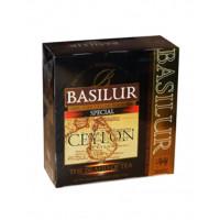 Чай черный Basilur Чайный остров Особый пакетированный 100х2г