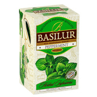 Чай травяной Basilur Травяные настои Перечная мята пакетированный 20х2г