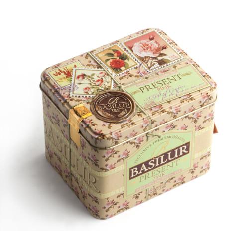 купить чай basilur зеленый