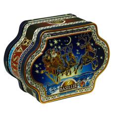Чай черный Basilur Очаровательная коллекция Санки 100г