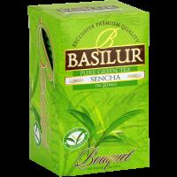 Чай зеленый Basilur Букет Сенча пакетированный 20х1,5г