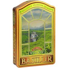Чай черный Basilur Коллекция Окна Шри Ланка 100г