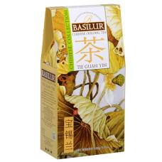 Чай зелений Basilur Китайська колекція Те Гуань Інь картон 100г
