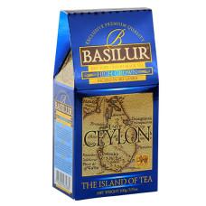 Чай черный Basilur Чайный остров Высокогорный картон 100г
