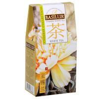 Чай Basilur Китайская коллекция Белый чай картон 100г