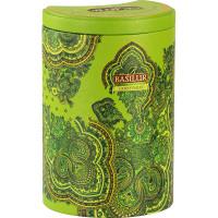 Чай зеленый Basilur Восточная коллекция Зеленая долина 100г