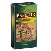 Чай зеленый Basilur Чайный остров Зеленый пакетированный 25х1,5г