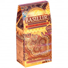 Чай черный Basilur Восточная коллекция Золотой месяц картон 100г