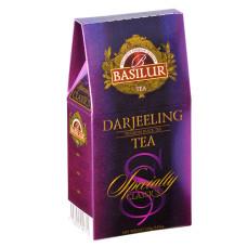 Чай чорний Basilur Обрана класика Дарджилінг картон 100 г