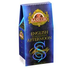 Чай черный Basilur Избранная классика Английский полдник картон 100 г