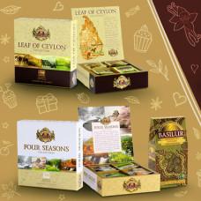 Новые товары 2017 от Basilur