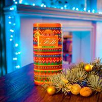Новогодние подарки родным и близким от ТМ Basilur